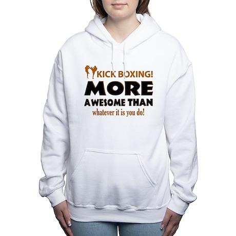 kick boxing designs Sweatshirt