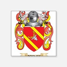 Dooley Coat of Arms Sticker