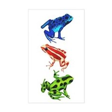 Dart Frogs Decal