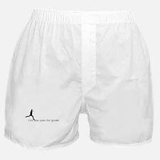 Got One Past the Goalie Boxer Shorts