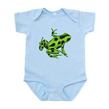 Green Dart Frog Body Suit