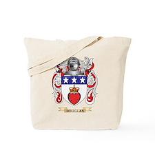 Douglas Coat of Arms Tote Bag