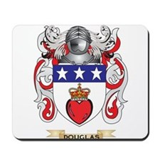 Douglas Coat of Arms Mousepad