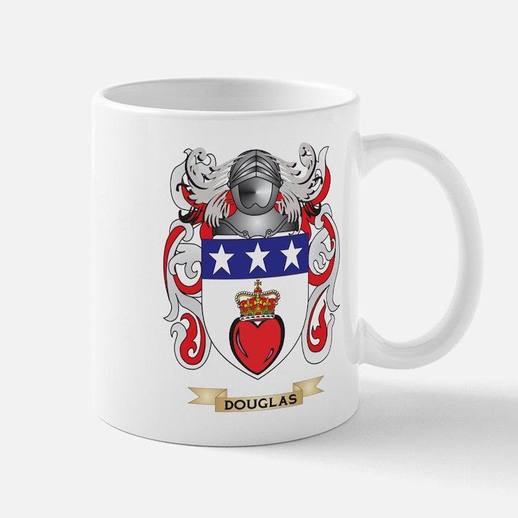 Douglas Coat of Arms Mug