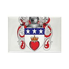 Douglas Coat of Arms Rectangle Magnet