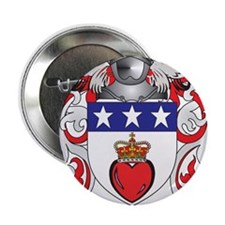 "Douglas Coat of Arms 2.25"" Button"