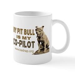 Pit Bull Co-Pilot Mug