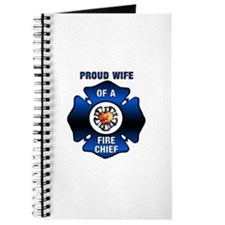 Fire Chiefs Wife Journal