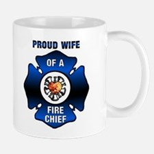 Fire Chiefs Wife Mug