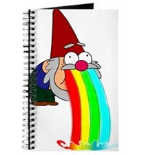 Garden Gnome Vomit Journal