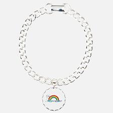 Due in November Rainbow Bracelet