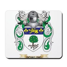 Dowling Coat of Arms Mousepad