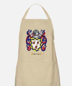 Doyle Coat of Arms Apron