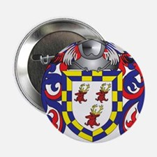 """Doyle Coat of Arms 2.25"""" Button"""