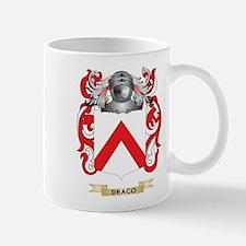 Draco Coat of Arms Mug