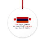 Armenian Love Keepsake Ornament