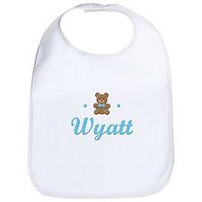 Teddy Bear - Wyatt Bib