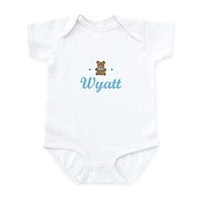 Teddy Bear - Wyatt Infant Bodysuit
