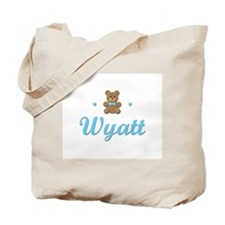 Teddy Bear - Wyatt Tote Bag