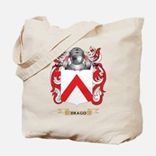 Drago Coat of Arms Tote Bag