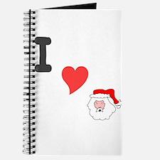 I (heart) Santa Journal