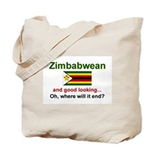 Good Looking Zimbabwean Tote Bag