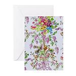 Marie Antoinette's Boudoir Greeting Cards (Pk of 2
