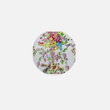 Marie Antoinette's Boudoir Mini Button