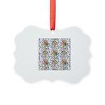 Marie Antoinette's Boudoir Picture Ornament