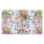 Marie Antoinette's Boudoir Sticker (Rectangle 50 p