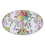 Marie Antoinette's Boudoir Sticker (Oval 10 pk)