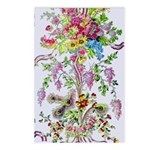 Marie Antoinette's Boudoir Postcards (Package of 8