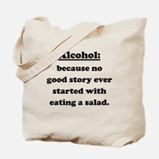 Alcohol Tote Bag