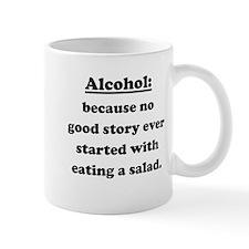 Alcohol Small Mug