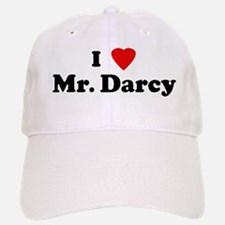 I Love Mr. Darcy Baseball Baseball Cap