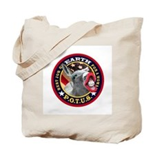 BEST JOB ON EARTH FOR A WOMAN Tote Bag