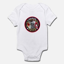 BEST JOB ON EARTH FOR A WOMAN Infant Bodysuit