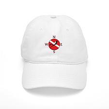 SCUBA Diver Baseball Cap