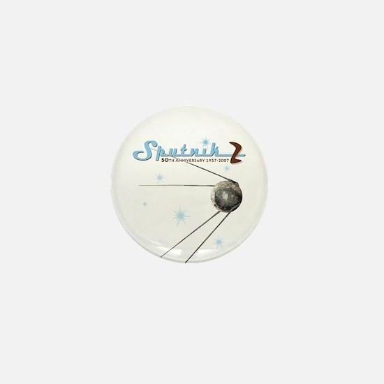 SPUTNIK 2 ATOMIC Mini Button