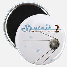 SPUTNIK 2 ATOMIC Magnet