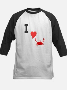 I (heart) crab Tee