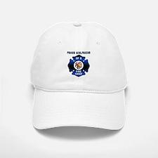 Fire Chief Proud Girlfriend Baseball Baseball Cap