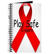 Play Safe -Be Aware Journal