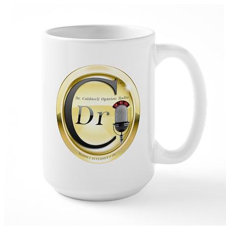 Dr. Coldwell Radio Logo Mug