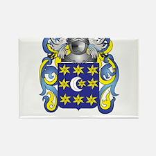 Duggan Coat of Arms Rectangle Magnet