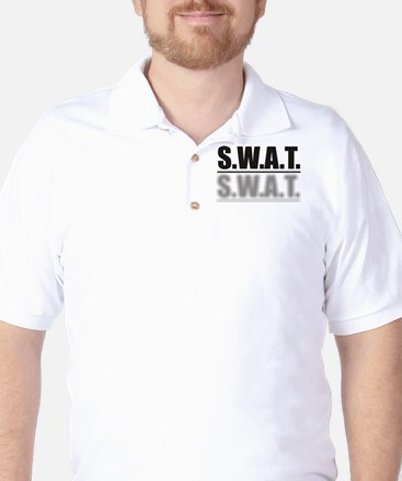 FRONT/BACK SWAT/CORRECTIONS O Golf Shirt