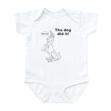 C Didit Infant Bodysuit