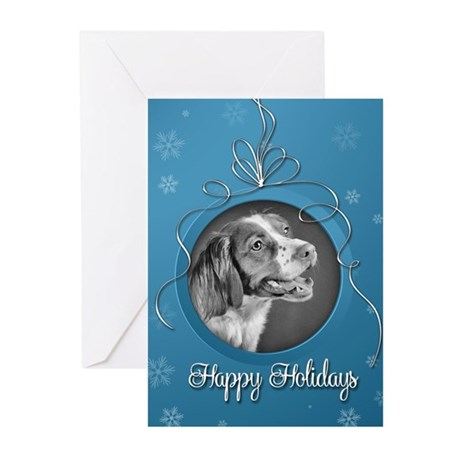 Elegant Brittany Holiday Cards (Pk of 20)