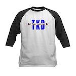 Tae Kwon Do Journey Kids Baseball Jersey