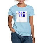 Tae Kwon Do Journey Women's Light T-Shirt